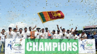 Sri Lanka's 1st whitewash against Australia and 18 other statistical highlights from Sri Lanka vs Australia, 3rd Test