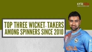 Infographics: Is Ravichandran Ashwin the best spinner across formats?