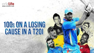 KL Rahul and 5 other batsmen who scored 100s on a losing cause in a T20I